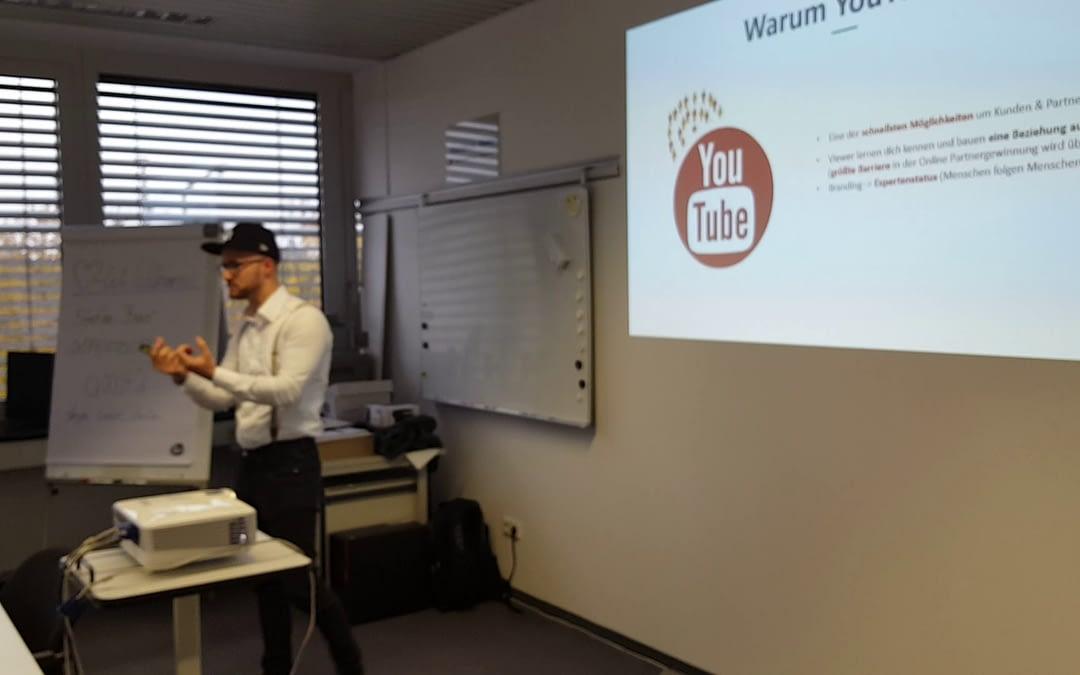 YouTube Workshop – einen ganzes WE von den Besten lernen