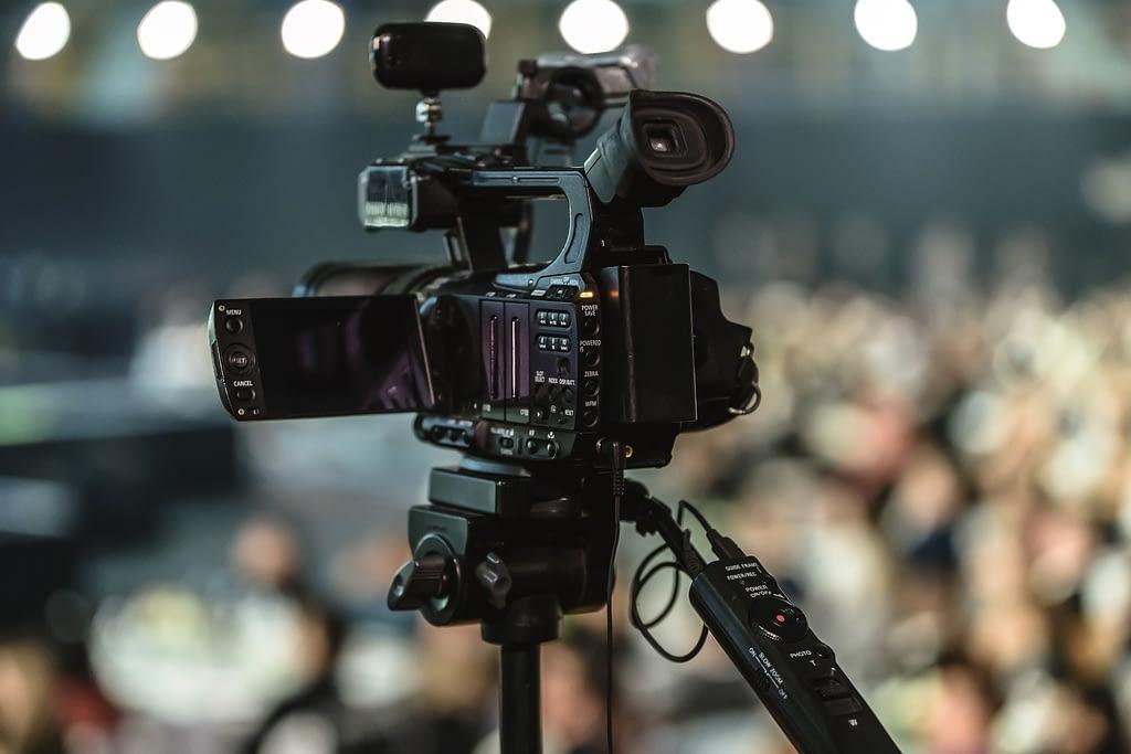 kamera beim youtube workshop
